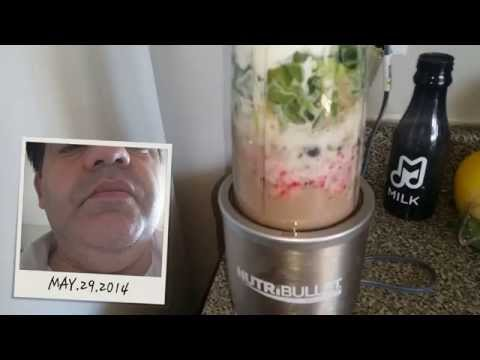 Nutribullet - Best Tropical Sunrise Smoothie