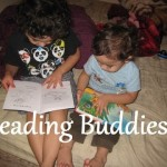 Reading Buddies (Week 31) – It's a Marra Life