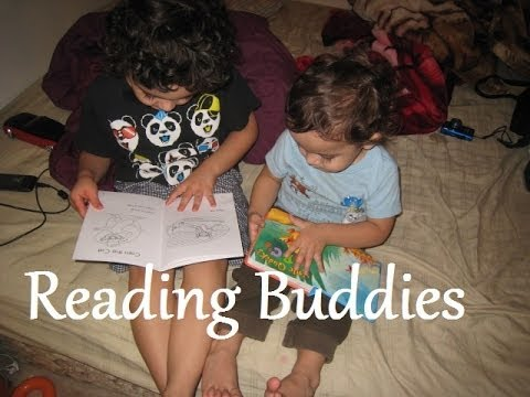 Reading Buddies (Week 31) - It's a Marra Life