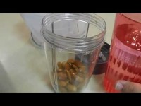 Almond Milk: Paleo/Primal quick easy recipe