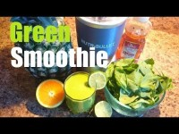 Green Smoothie – Healthy – Delicious – Quick
