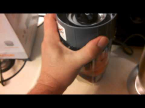 Nutribullet Pro 900 Review and First Use of Blender