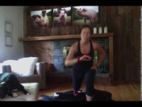 Detox Day 2: 7-Minute Fatburning Routine