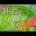 Healthy Green Smoothie Recipe • Joe's Light Bites
