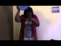 Ice bucket challange!!! Lol I was nominated by Marcos Catsro and Mike Brooks