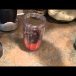 Refreshing Watermelon Blueberry Smoothie – Nutribullet or Blender