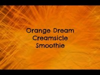 Orange Dream Creamsicle Smoothie – Nutribullet