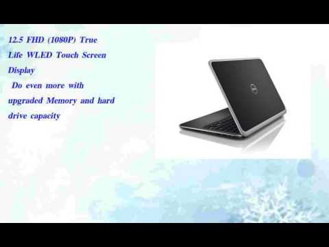 XPS 12 Convertible Ultrabook 12.5 Inch Full HD Touch