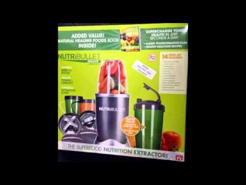 nutri bullet nbr 12 12 piece hi speed blender mixer system green - reviews 2014