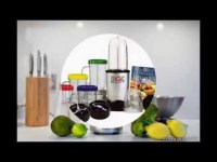 Nutri Bullet 15 Piece Blender – With The Healthy Green Drink Diet Book Reviews,