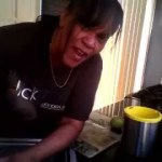 Juicing gone wrong – Nutra Bullet – Featuring Leslie Live – Nutra Ninja