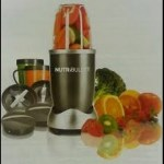Nutri Bullet Fast Day 1. With The Little Guy Trucker Show