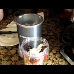 Nutribullet Video morning shake