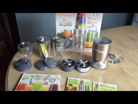 NutriBullet Pro 900 Series - Unboxing | Online Tech Review