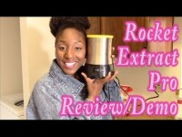 Cheap & Great Smoothie Maker! Rocket Extract Pro Review & Demo