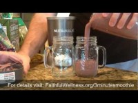The 3 Minute Smoothie by Faithful Wellness
