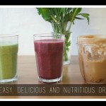 3 Easy, Nutritious & Delicious Drinks | She's So Lucy