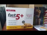 Nutrisystem/Fast5 (First Look)