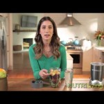 NutriBullet Weight Loss Recipe: Berry Citrus Ginger Blast