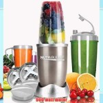 Magic Bullet Nutri Bullet Pro 900 Series Blender + Nutribullet Superfood Boost (Energy)