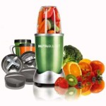 Nutri Bullet NBR-12 12-Piece Hi-Speed Blender/Mixer System, Blue Review