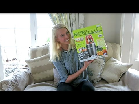 The BEST Smoothies Ever?! | Nutri Bullet Review!