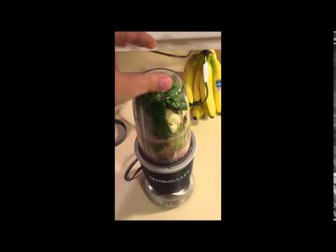 How I use my Nutribullet