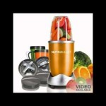 Price Nutri Bullet NBR-12 12-Piece Hi-Speed Blender/Mixer System, Black