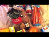 Grocerry Shopping time (what I get as a raw till 4 vegan)
