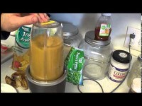 The Fiery PPGF (Can the Nutribullet 600 grind ginger root?)