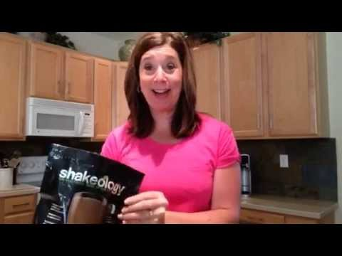 How I make my Shakeology, tips and suggestions from Cristine Finck Fitness.