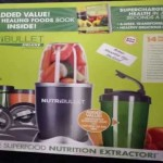 Nutri Bullet 15 Piece Blender – With The Green Smoothie Bible Book (300 Deliciou