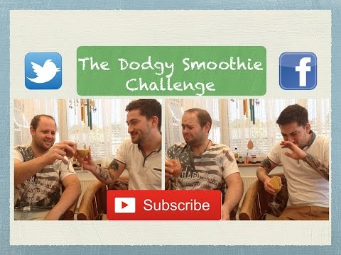 The Dodgy Smootihe Challenge with Stephen!