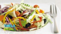 Nutri Salad (Multivitamin Rich Recipe) by Tarla Dalal