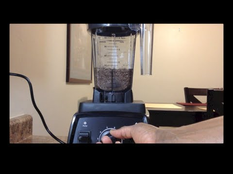 Vitamix Dry Blade Container Review, New Website and a GIVEAWAY!