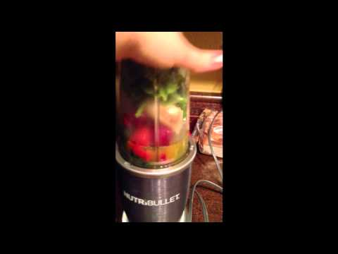 Nutribullet Vs. The Ninja