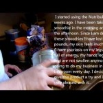 Nutri Bullet – My breakfast – Great Nutri blast to start the morning!
