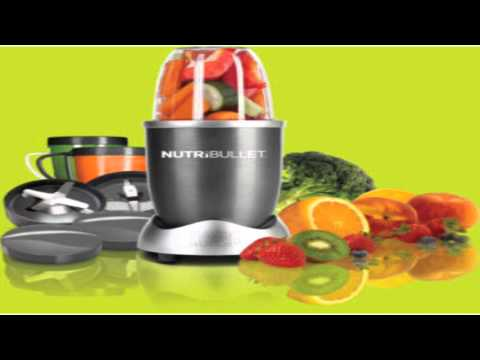 Nutri Bullet NBR 12 12 Piece Hi Speed-BEST AMAZON PRODUCTS