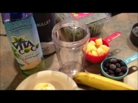 Immune Booster Smoothie for the Nutribullet
