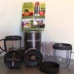 Nutri Bullet | Nutri Bullet NBR-12 12-Piece Hi-Speed Blender Review