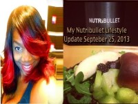 Gadget Trish Nutribullet Lifestyle Update – September 25, 2013