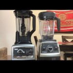 All New Ninja Ultima Blender vs. VITAMIX 750 SHOWDOWN!!