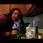 Green Juice Recipe plus CONTEST!