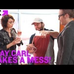 Shay Carl Shows Off His Juicing Skills #CGB2013 | What's Trending LIVE