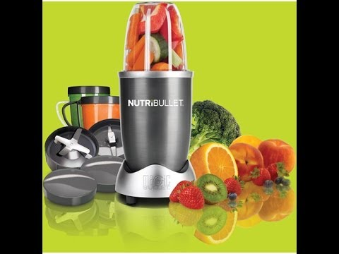 Nutribullet Review - first impression and making smoothies