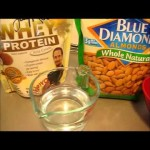 "My Lunch Time Blast ""Protein Shake/Smoothie""…….Nutri Bullet"