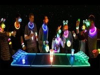 Glow In The Dark Beer Pong! – This Beautiful Life (Ep. 20)