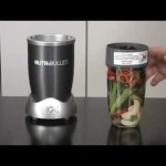 Vinnie's NutriBullet Demo