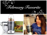 February Favorite: The Nutribullet / Review