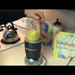 Can the Nutribullet Make Raw Organic Applesauce??? (Nutribullet Classic Baby Food Recipes)